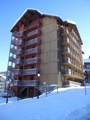 Ansicht des Objektes Mietobjekt Appartement 75018 Risoul 1850