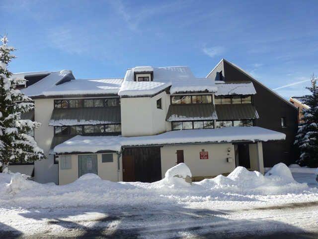 Eingang Mietobjekt Studio 93111 Alpe d'Huez