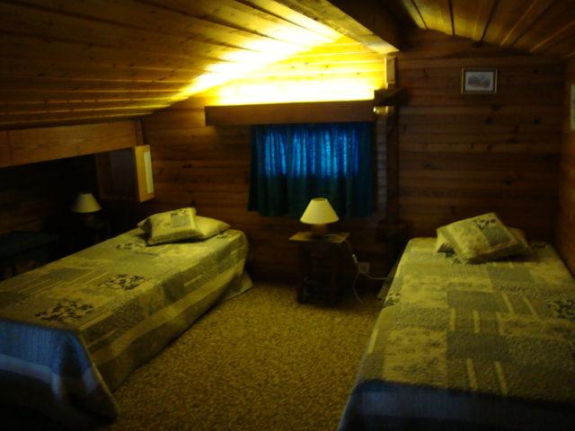 Schlafzimmer Mietobjekt Chalet 84818 La Clusaz