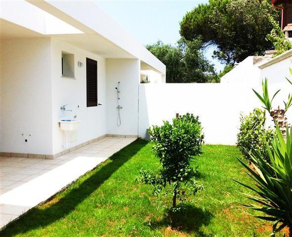 Garten Mietobjekt Villa 78071 San Foca