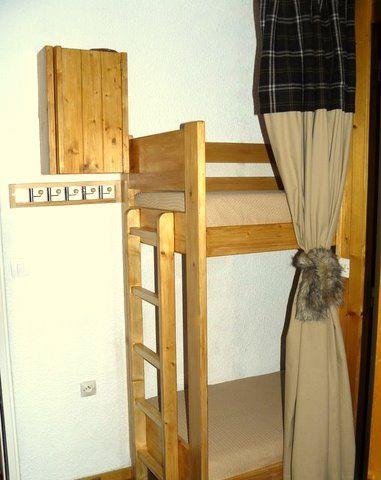 Offene Schlafecke Mietobjekt Studio 80447 Les Arcs