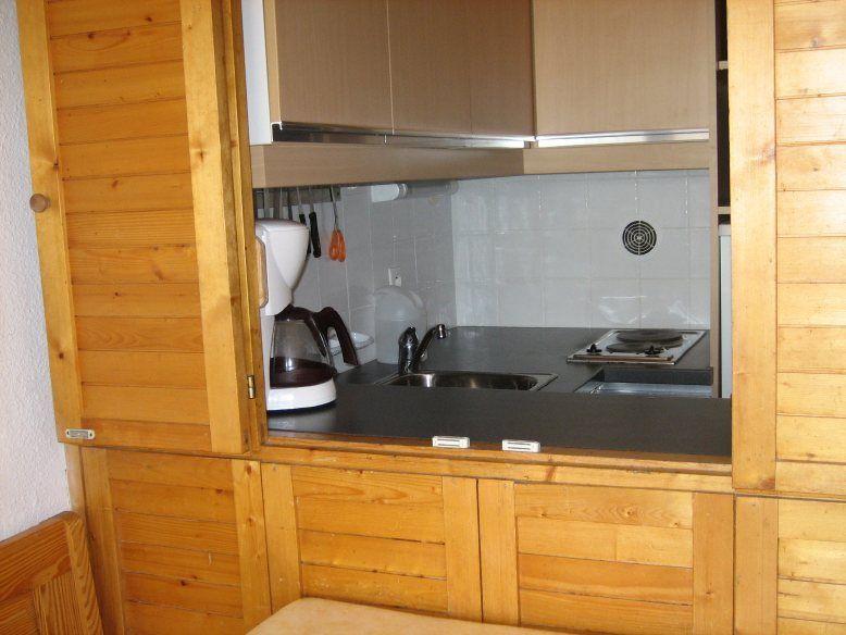 separate Küche Mietobjekt Appartement 1629 Les Menuires