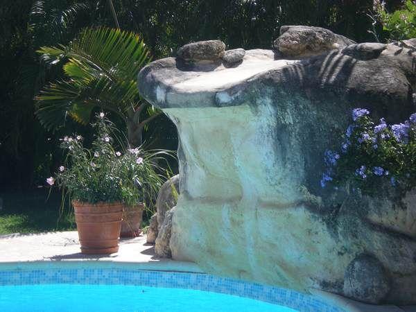 Schwimmbad Mietobjekt Ferienunterkunft auf dem Land 16331 Saint Francois