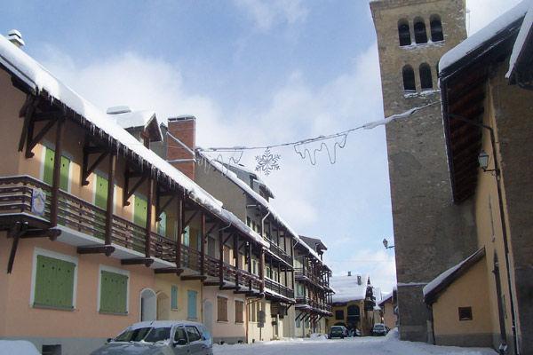 Ansicht des Objektes Mietobjekt Haus 16964 Montgenevre