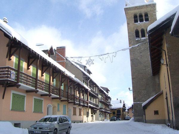 Ansicht des Objektes Mietobjekt Haus 17180 Montgenevre