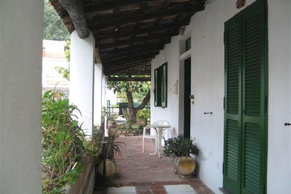 Veranda Mietobjekt Haus 20810 Maratea
