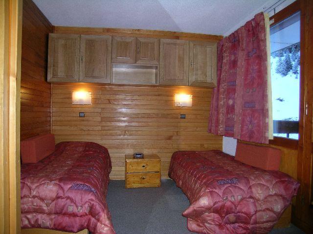 Schlafzimmer 1 Mietobjekt Studio 2155 La Plagne