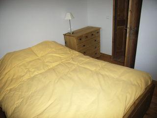 Schlafzimmer 1 Mietobjekt Appartement 236 Les Arcs