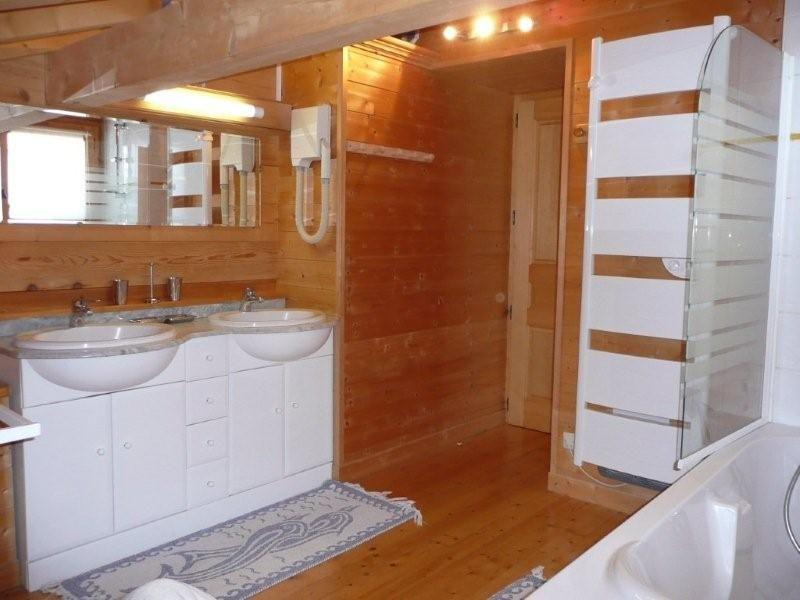 Badezimmer 1 Mietobjekt Chalet 2379 Praz de Lys Sommand