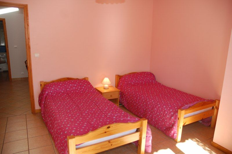 Schlafzimmer 3 Mietobjekt Chalet 2757 Samoëns