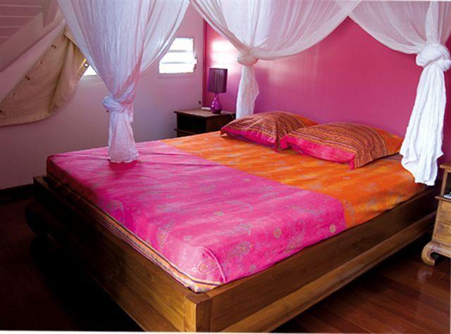 Schlafzimmer 1 Mietobjekt Villa 27882 Pointe Noire