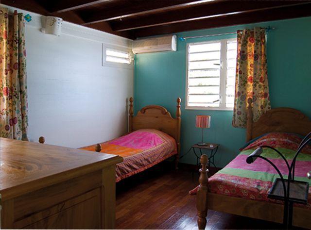 Schlafzimmer 2 Mietobjekt Villa 27882 Pointe Noire