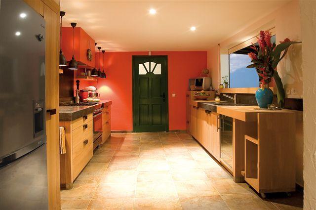 Sommerküche Mietobjekt Villa 27882 Pointe Noire