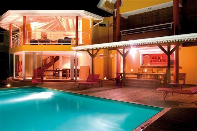 andere Mietobjekt Villa 27882 Pointe Noire