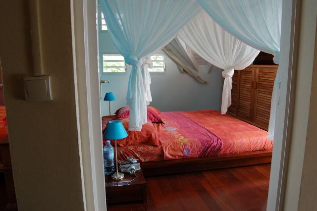 Schlafzimmer 3 Mietobjekt Villa 27882 Pointe Noire