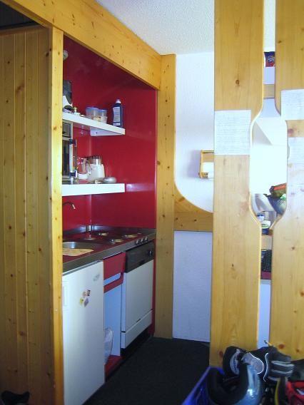 offene Küche Mietobjekt Appartement 28016 Les Arcs