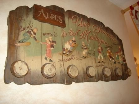 Flur Mietobjekt Studio 28096 Les Carroz d'Araches