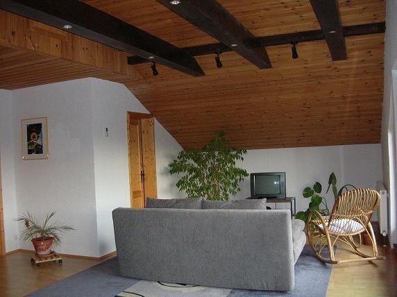 Wohnzimmer Mietobjekt Appartement 29476 Bregenz