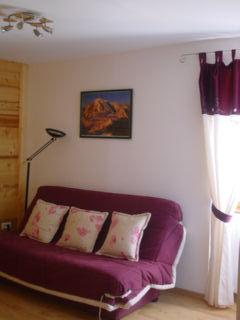 Wohnzimmer Mietobjekt Haus 3057 Seythenex - La Sambuy