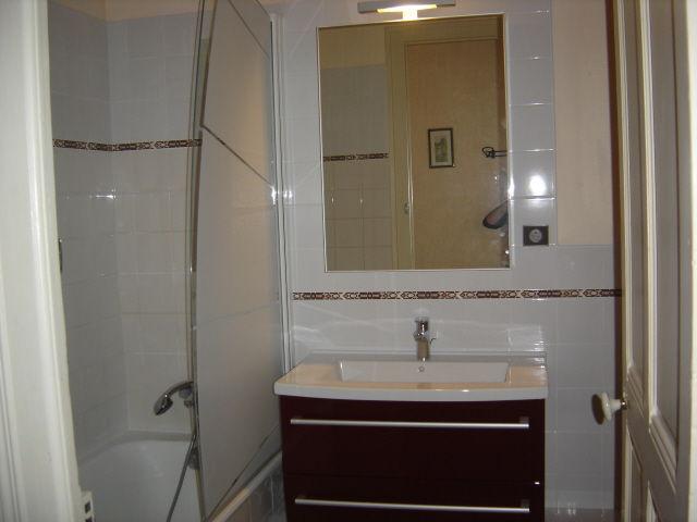 Badezimmer Mietobjekt Appartement 30857 Annecy