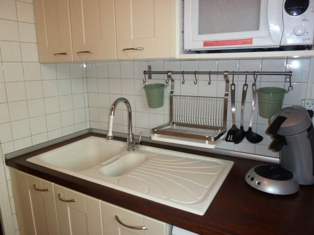 separate Küche Mietobjekt Appartement 3096 Tignes