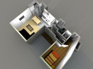 Mietobjekt Appartement 33464 Cauterets