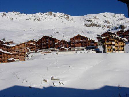 Ausblick aus der Ferienunterkunft Mietobjekt Appartement 3527 Val Thorens