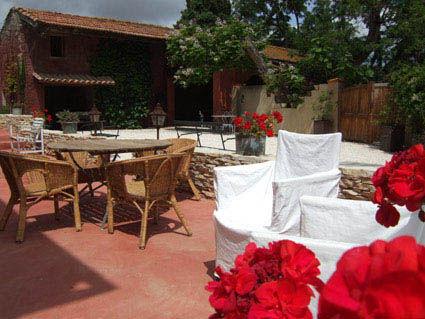 Terrasse Mietobjekt Ferienunterkunft auf dem Land 38926 Carcassonne