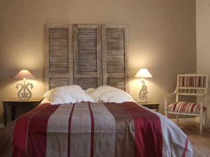 Schlafzimmer Mietobjekt Ferienunterkunft auf dem Land 38926 Carcassonne