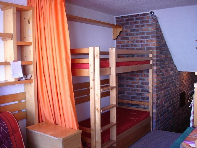 Schlafzimmer Mietobjekt Studio 39459 Les Menuires