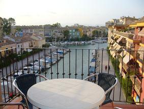 Ausblick von der Terrasse Mietobjekt Appartement 39480 Valencia
