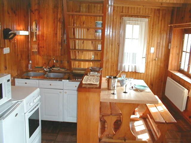 Kochnische Mietobjekt Chalet 4531 La Bresse Hohneck