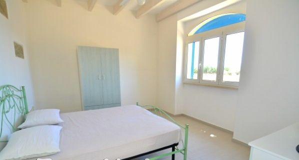 Schlafzimmer 1 Mietobjekt Haus 45348 Pescoluse