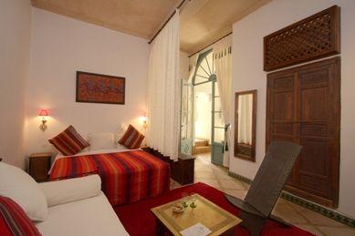 Schlafzimmer 9 Mietobjekt Fremdenzimmer 45751 Marrakesch