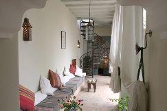 Ausblick vom Balkon Mietobjekt Fremdenzimmer 45751 Marrakesch