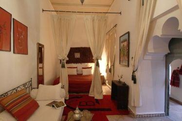 Schlafzimmer 11 Mietobjekt Fremdenzimmer 45751 Marrakesch