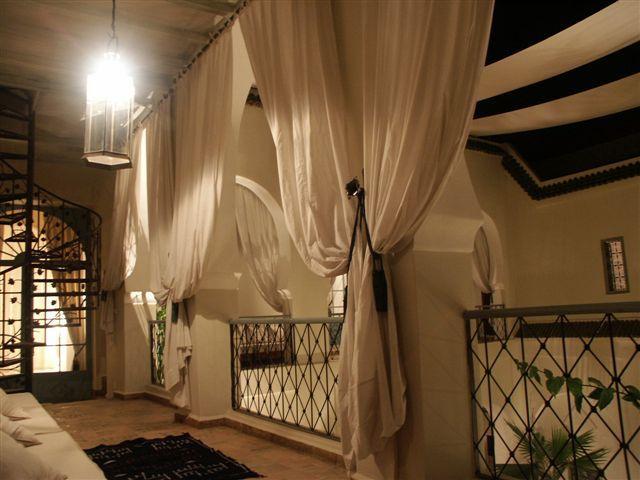 Flur Mietobjekt Fremdenzimmer 45751 Marrakesch