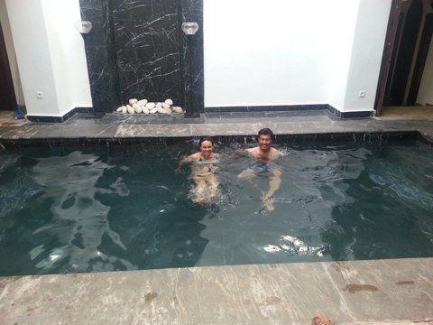 Schwimmbad Mietobjekt Fremdenzimmer 45751 Marrakesch
