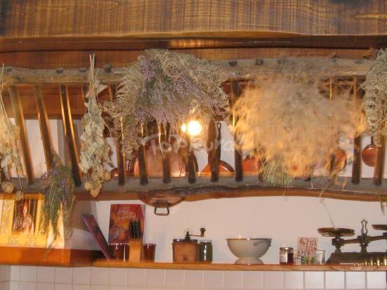 Sommerküche Mietobjekt Ferienunterkunft auf dem Land 50858 Florac