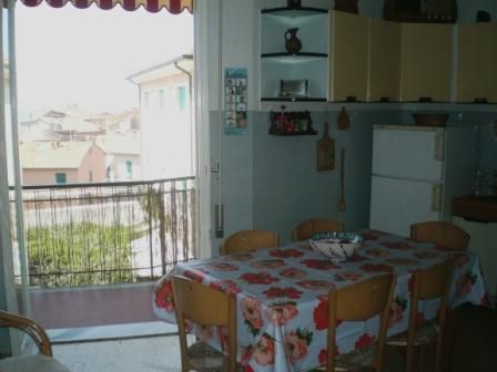 separate Küche Mietobjekt Appartement 55968 Lerici