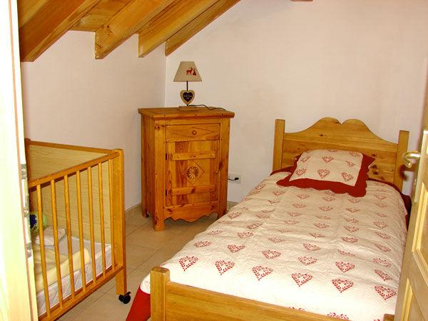 Schlafzimmer 5 Mietobjekt Chalet 57805 Montgenevre