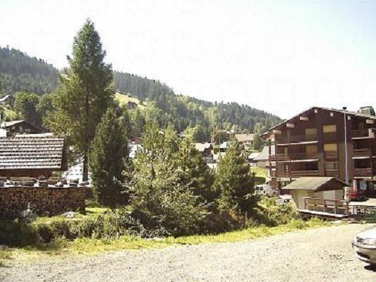 Ausblick aus der Ferienunterkunft Mietobjekt Appartement 58406 Les Carroz d'Araches