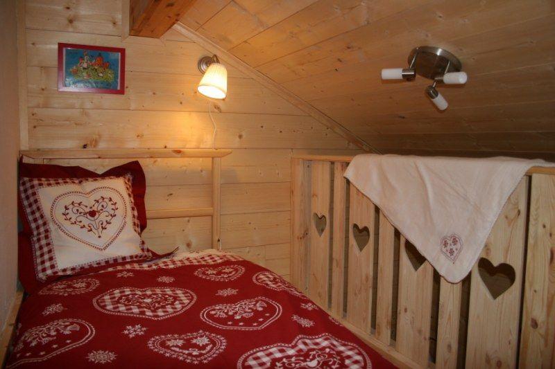 Schlafzimmer 3 Mietobjekt Appartement 59034 Saint Gervais Mont-Blanc