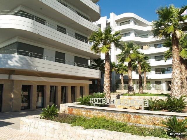Ausblick aus der Ferienunterkunft Mietobjekt Appartement 59052 Menton