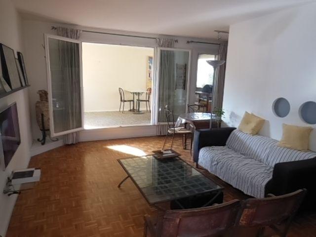 Wohnzimmer Mietobjekt Appartement 8405 Cassis