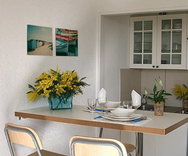 Kochnische Mietobjekt Studio 8501 Saint Raphael