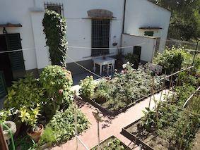 Garten Mietobjekt Appartement 72161 Florenz
