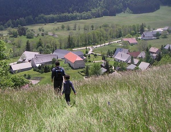 Nahaufnahme Mietobjekt Ferienunterkunft auf dem Land 66151 Gresse en Vercors
