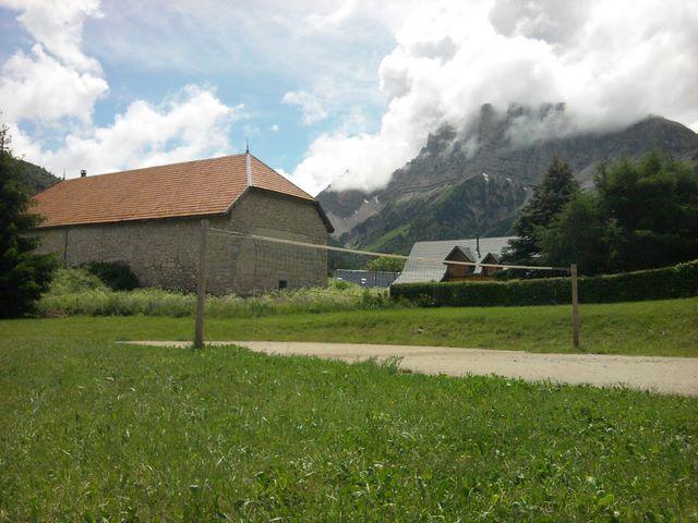 Ansicht des Objektes Mietobjekt Ferienunterkunft auf dem Land 66151 Gresse en Vercors