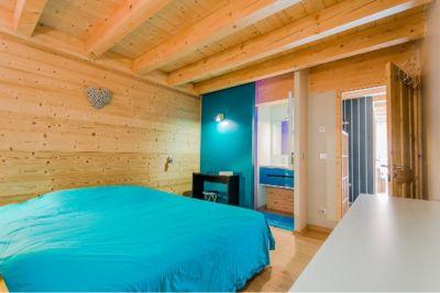 Schlafzimmer 1 Mietobjekt Appartement 68749 Tignes